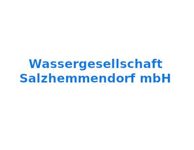Wassergesellschaft Salzhemmendorf